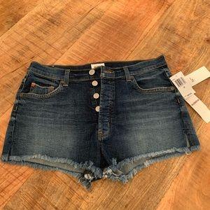 Hudson Denim Shorts! NWT!!!